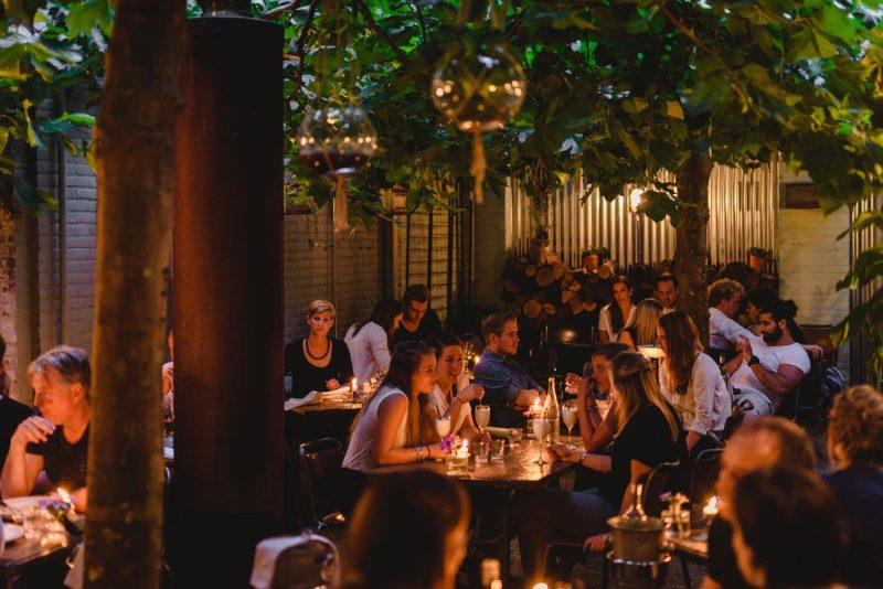 bistro flores – diner & patio nijmegen